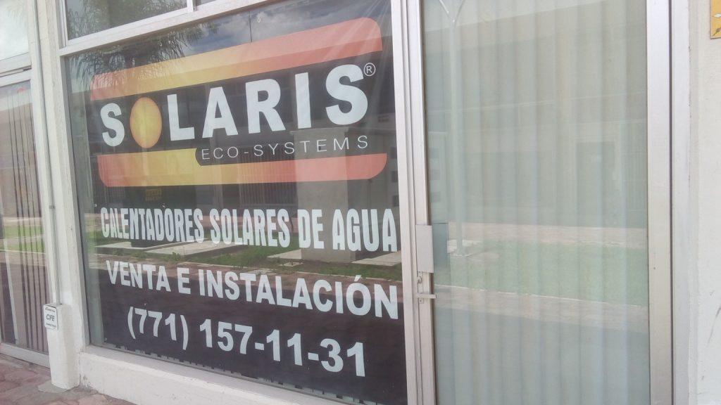 Calentadores Solares Pachuca - Solaris