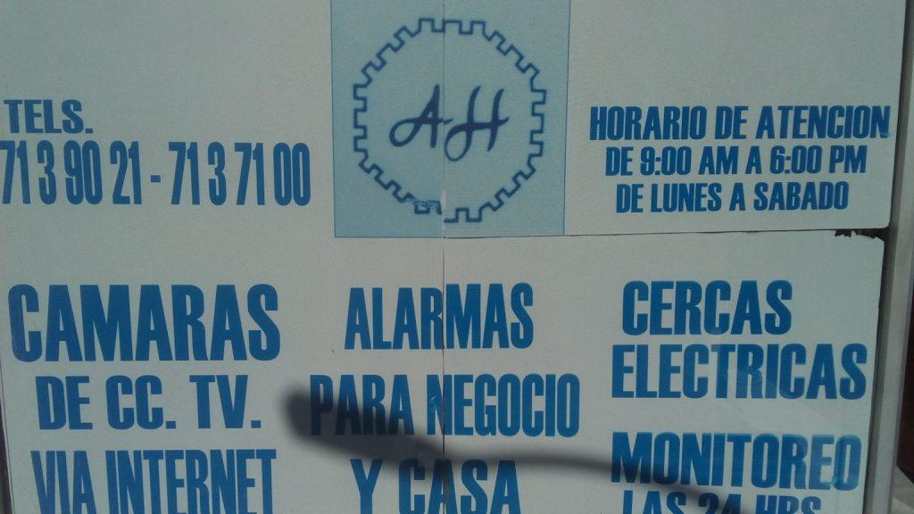 Alarmas Hidalgo