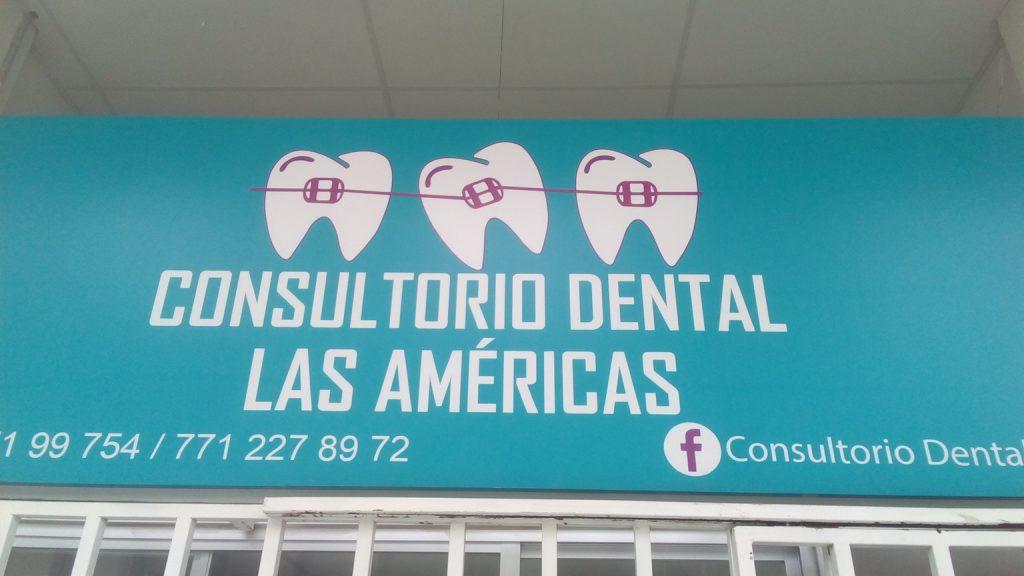 Consultorio Dental las americas