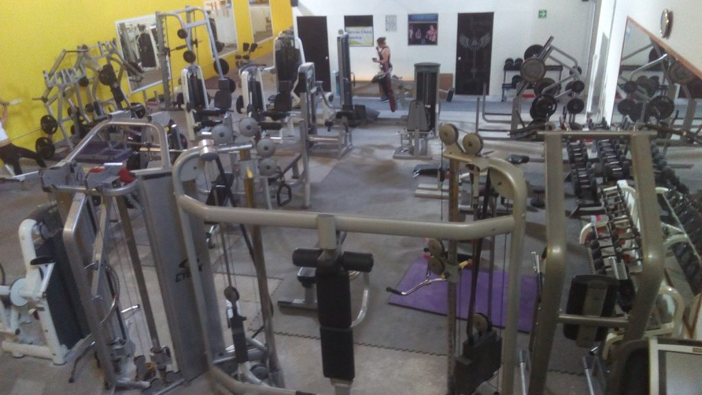 Gym Steel Empire