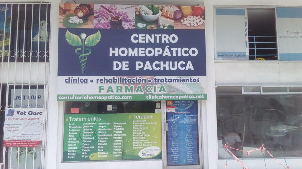 Centro Homeopatico de Pachuca