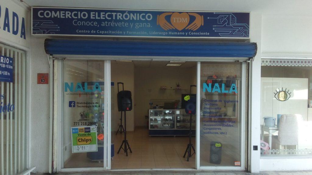 Distribuidora de tecnologia Nala