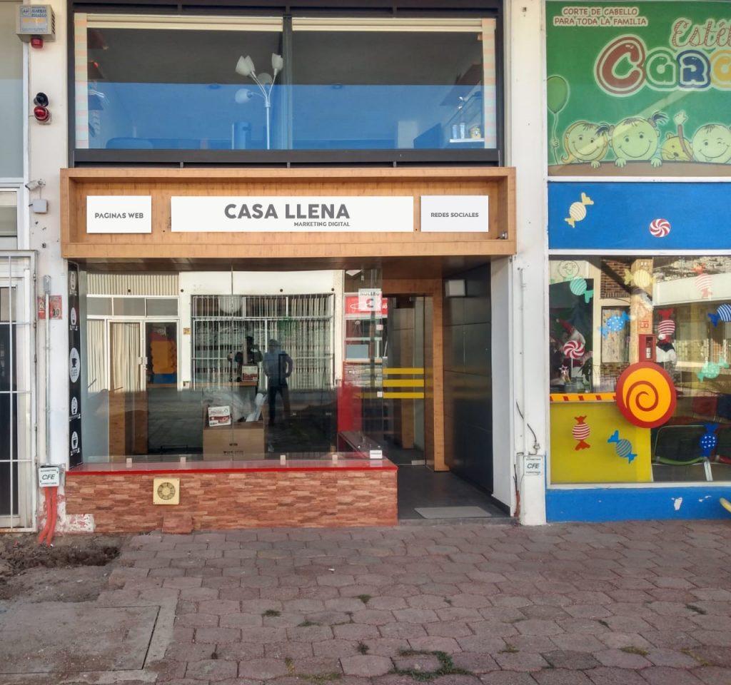 Casa Llena Marketing Digital